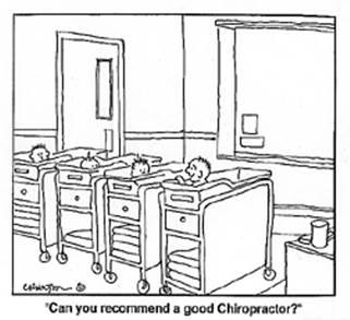 Chiropractic Baby Cartoon - Complete Chiropractic - Allentown Pa 18106